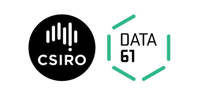 Data 61 and CSIRO logos