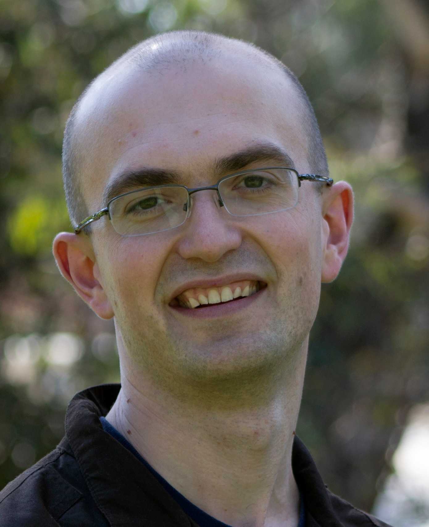 Mr Jeff Fisher | ANU College of Engineering & Computer Science