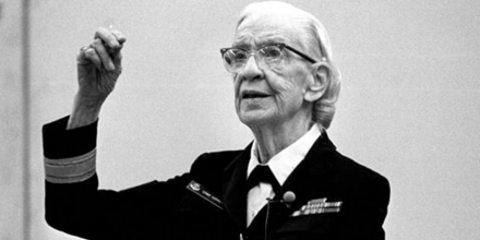 Grace Hopper