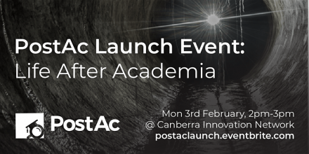 PostAc launch event
