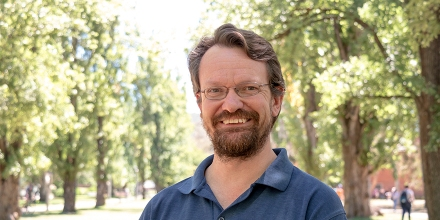 ANU Lecturer Jeremy Smith
