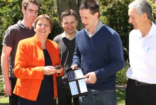 ANU and The Netherlands demonstrate the power of solar energy
