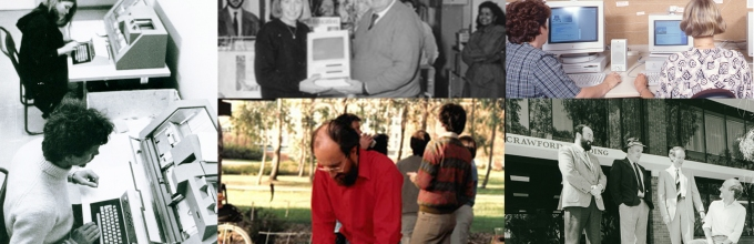 45th Anniversary of Computer Science at ANU