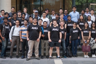 ANU Students in Sydney at annual Tech Trip