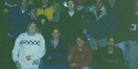 ANU engineers that went on a Melbourne/Geelong Engineering Trip in 1993.