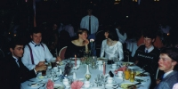 ANU Engineering Ball at ANU refectory May 1993