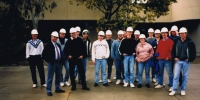 Molongo Sewage Work Engineering Field Trip October 1992