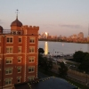 Boston Skyline from MIT dorm