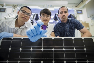 Partnership enables efficient and cheaper way to make solar cells
