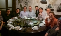 Alumni networking dinner in Hong Kong